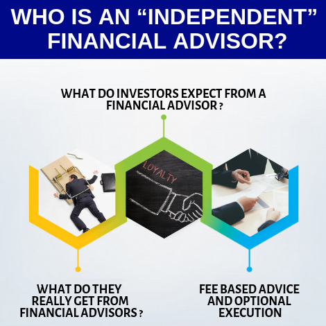 """Who is an """"Independent"""" Financial Advisor? 1"""