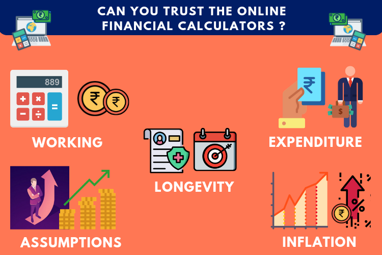 Can you trust the online financial calculators