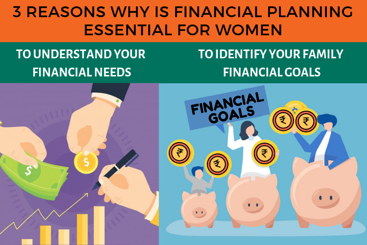 Financial planning essential for woman