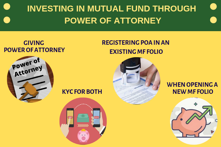Investing In Mutual fund through power of attorney