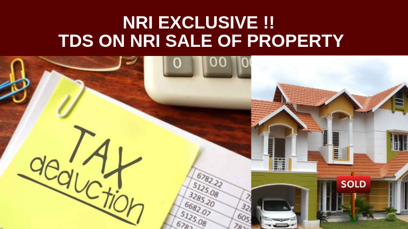 Nri Sale of property