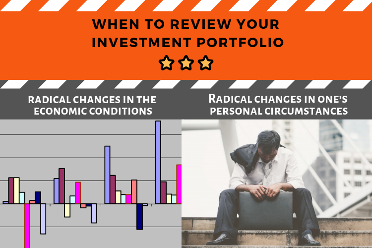 When to review your investment portfolio