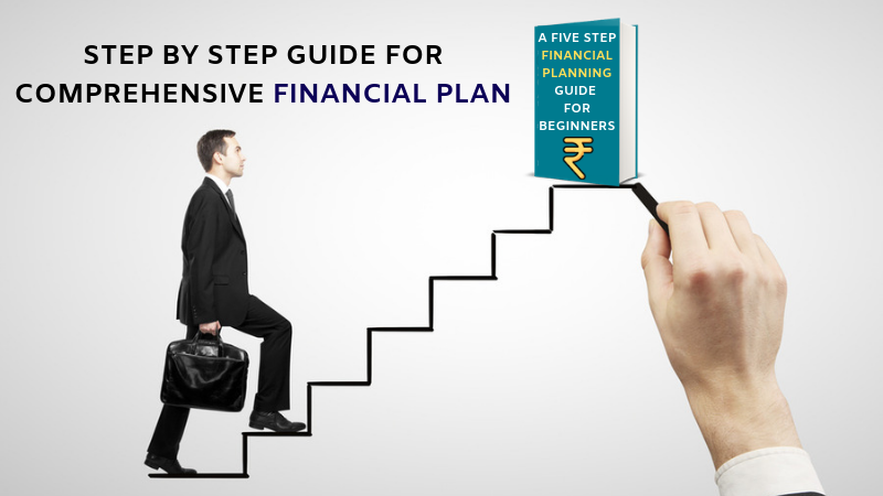 A five step financial plan guide for beginners