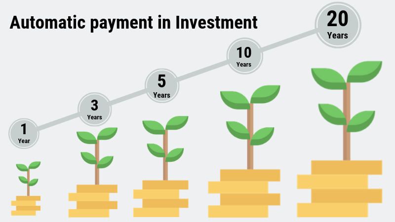 Automatic Payment is Investment