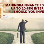 Mahindra Finance FD - Offers Upto 10.94% Interest
