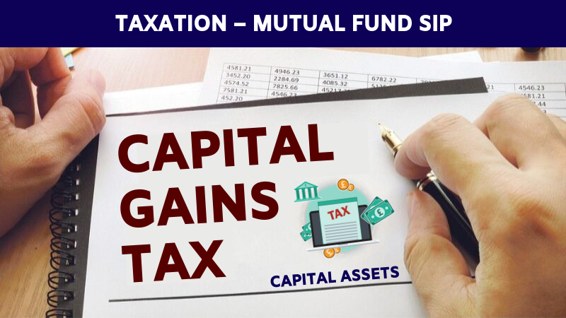Mutual Fund SIP TaxationP