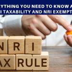 NRI Tax Rule