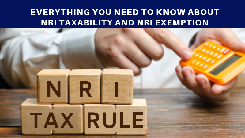 NRI Tax Rule