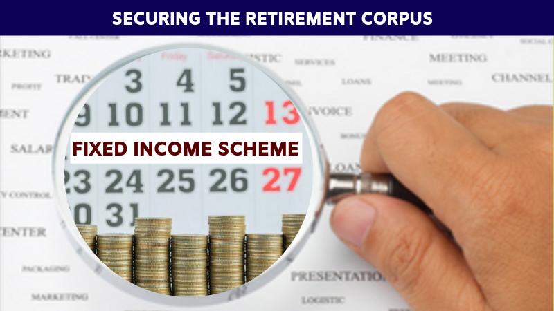 Securing the Retirement Corpus