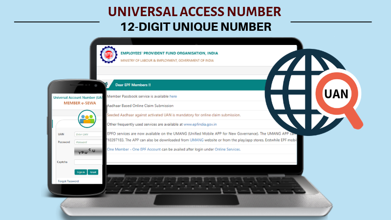 Universal Access Number