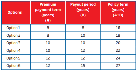 HDFC Life Super Income Plan Key Features