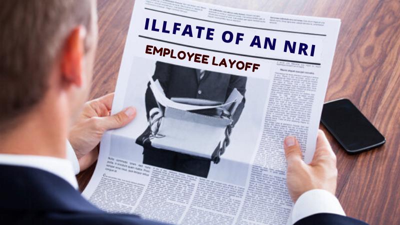 Illfate of an NRI