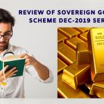 Review of soverign gold bond scheme