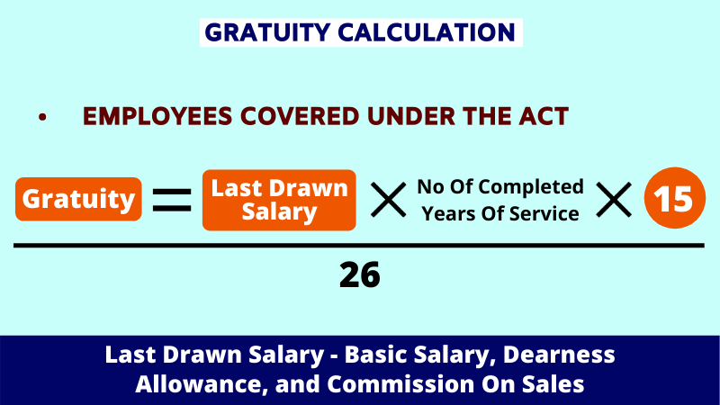 Employees covered under the Act