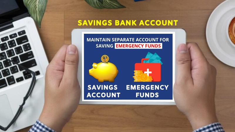 Savings bank account