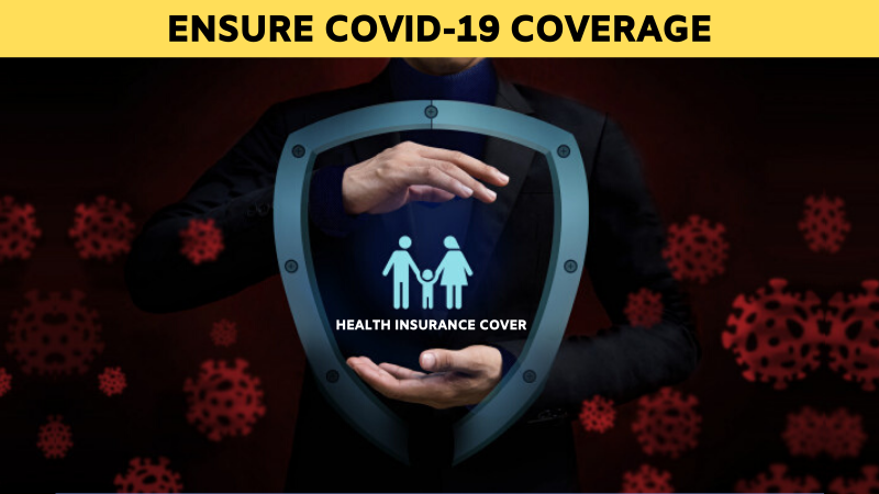 Ensure Covid-19 Coverage