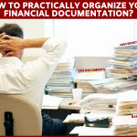 How to practically organize your financial documentation