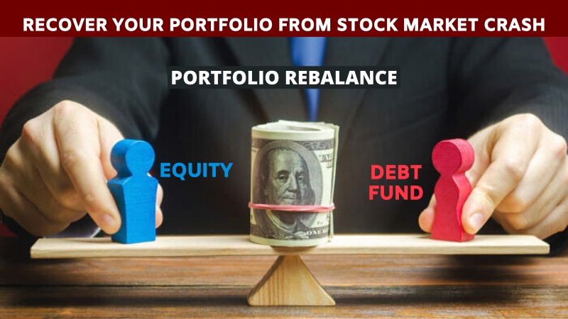 Recover your portfolio from stock market crash