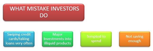 investors mistake