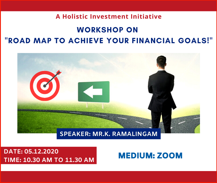 A Road Map to Achieve your Financial Goals! (1)