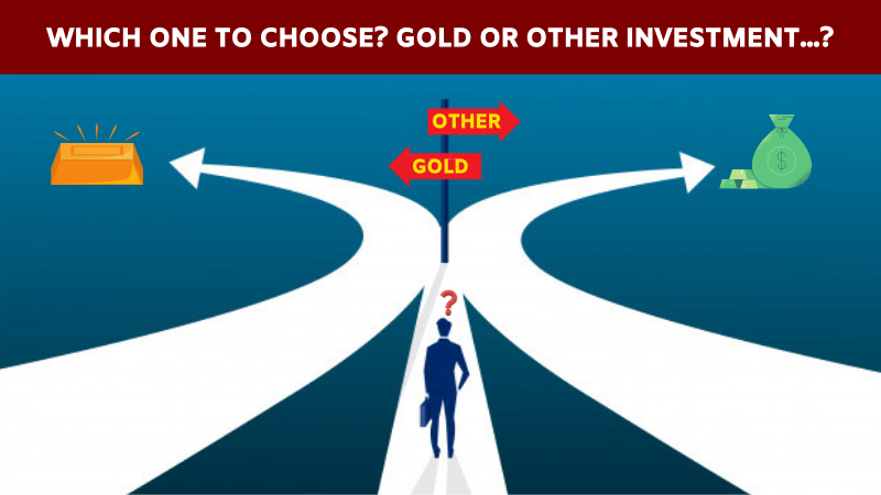 Gold vs Other Investment