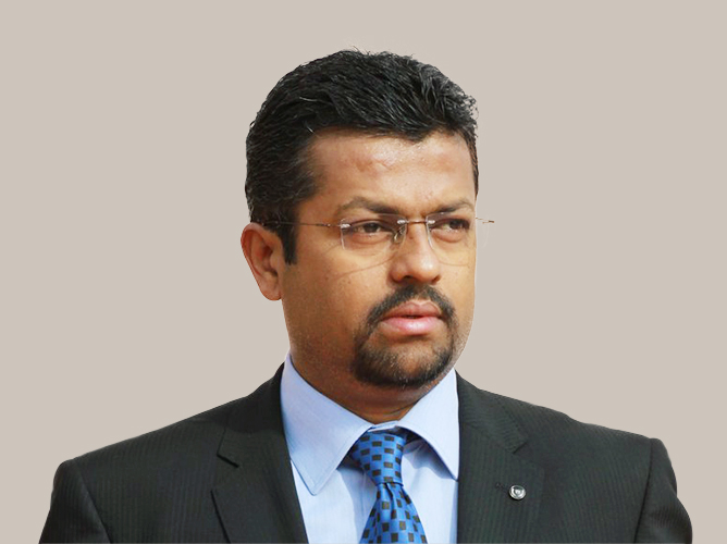 Dr. Balaji Rao D G