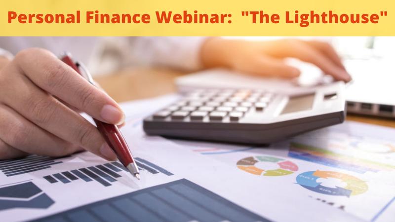 Personal Finance Webinar the lighthouse